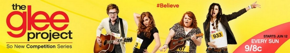 The Glee Project Movie Banner