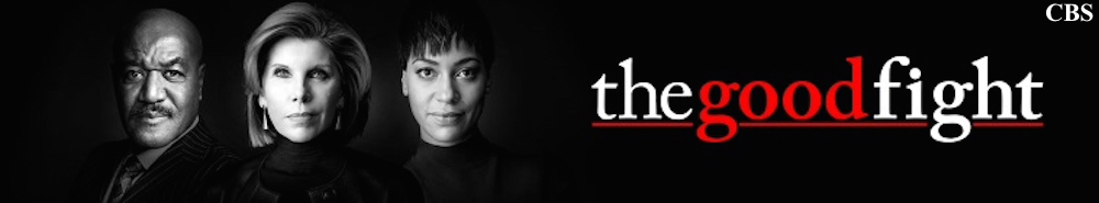The Good Fight Movie Banner