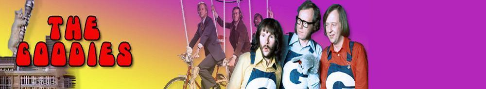 The Goodies (UK) Movie Banner