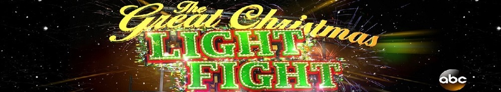 The Great Christmas Light Fight Movie Banner