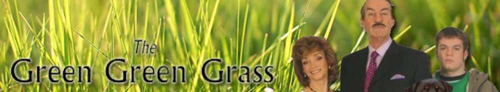 The Green Green Grass (UK) Movie Banner