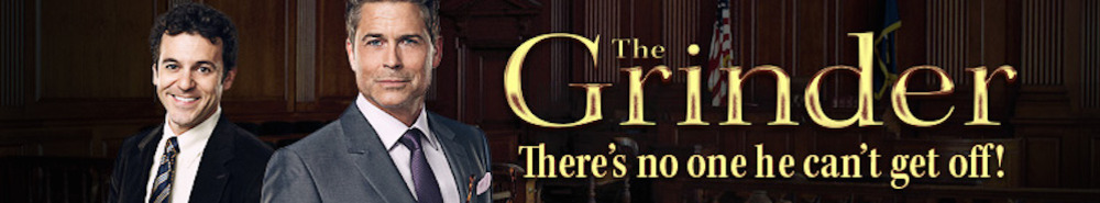 The Grinder Movie Banner