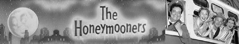The Honeymooners Movie Banner