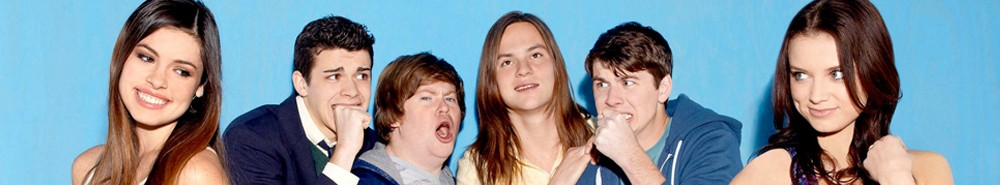 The Inbetweeners (U.S.) Movie Banner