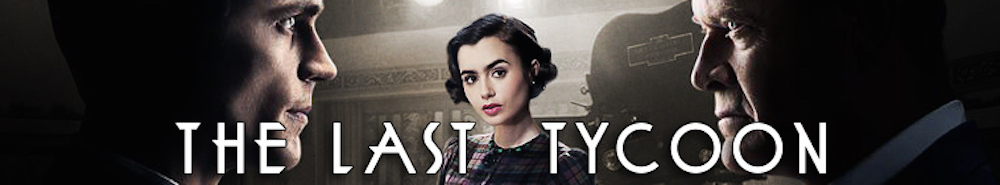 The Last Tycoon Movie Banner