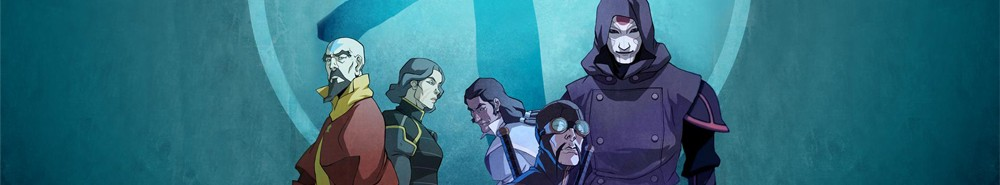 The Legend of Korra Movie Banner
