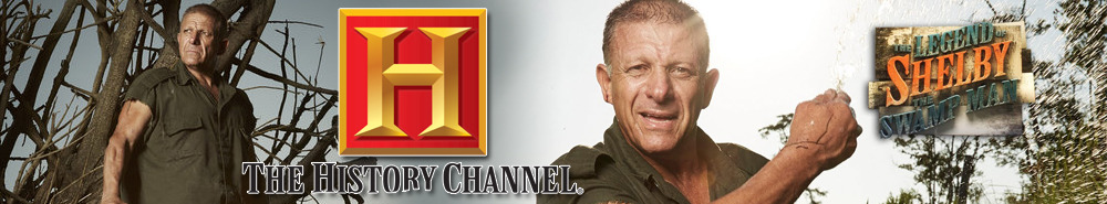 The Legend of Shelby the Swamp Man Movie Banner