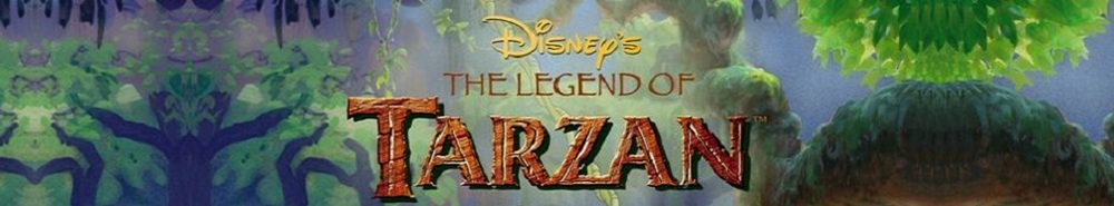 The Legend of Tarzan Movie Banner