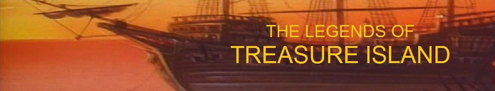 The Legends of Treasure Island (UK) Movie Banner