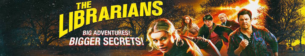 The Librarians Movie Banner