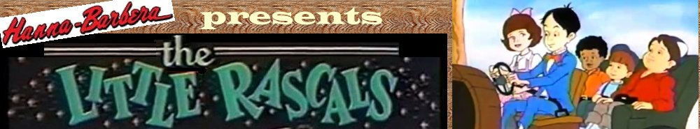 The Little Rascals Movie Banner