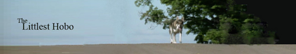The Littlest Hobo (CA) Movie Banner