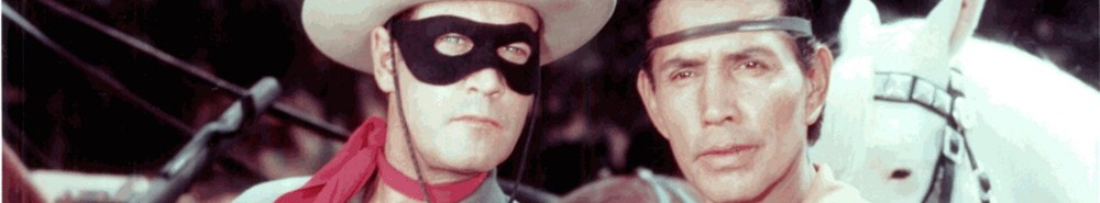 The Lone Ranger (1949) Movie Banner