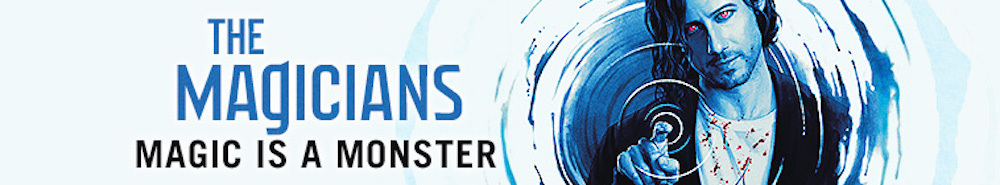 The Magicians Movie Banner