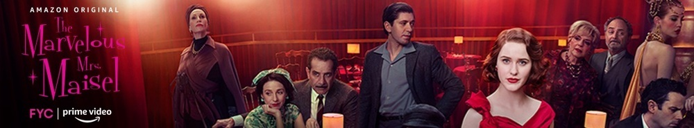 The Marvelous Mrs. Maisel Movie Banner