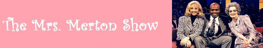 The Mrs Merton Show (UK) Movie Banner