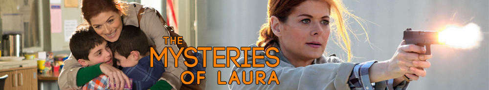 The Mysteries Of Laura Movie Banner