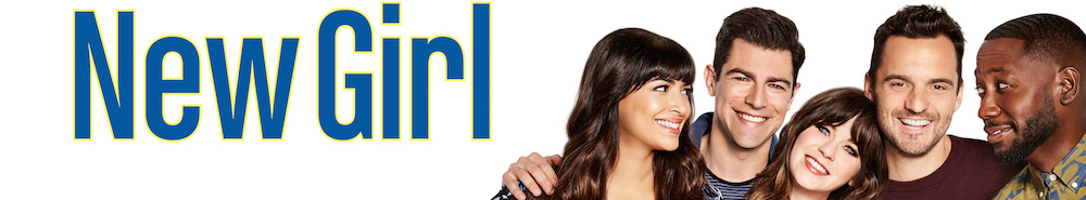 New Girl Movie Banner