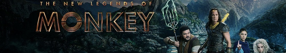The New Legends of Monkey Movie Banner