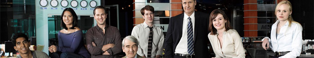 The Newsroom Movie Banner