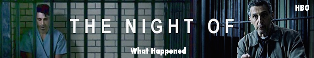 The Night Of Movie Banner