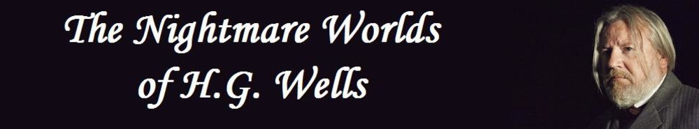 The Nightmare Worlds of H.G. Wells Movie Banner