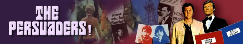 The Persuaders! (UK) Movie Banner