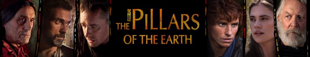 The Pillars Of The Earth Movie Banner