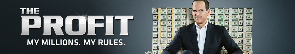 The Profit Movie Banner