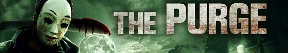 The Purge Movie Banner