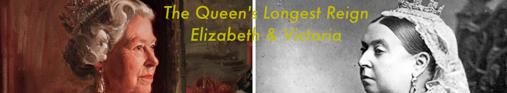 The Queen's Longest Reign: Elizabeth and Victoria (UK) Movie Banner