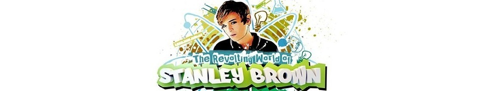 The Revolting World of Stanley Brown (UK) Movie Banner