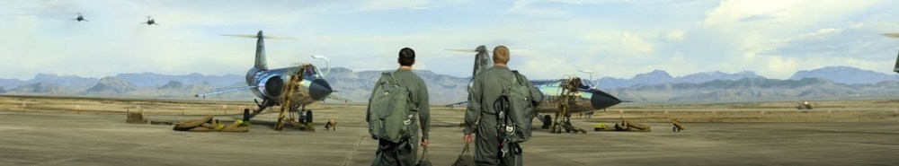 The Right Stuff Movie Banner