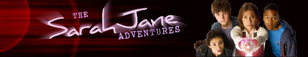 The Sarah Jane Adventures (UK) Movie Banner