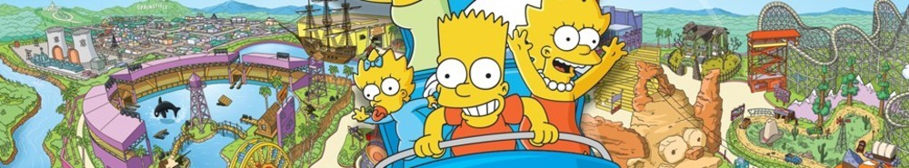 The Simpsons Movie Banner