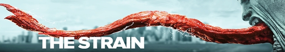 The Strain Movie Banner