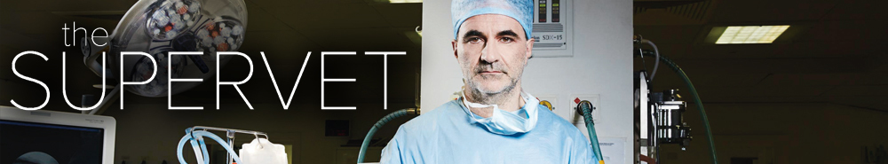The Supervet (UK) Movie Banner
