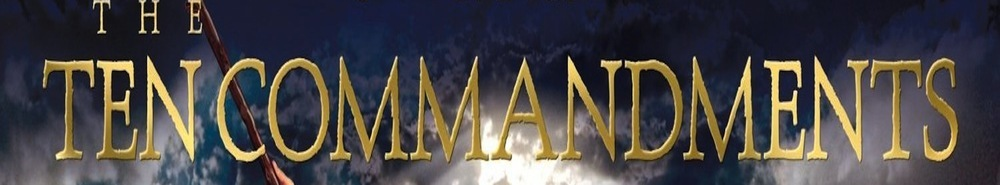 The Ten Commandments Movie Banner