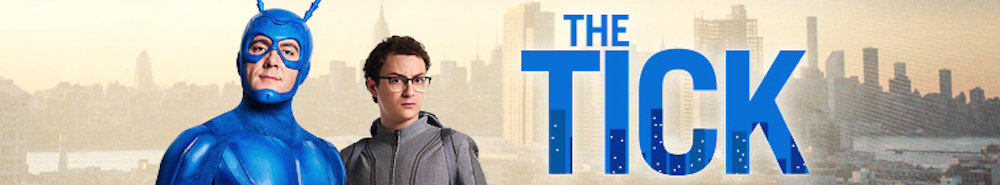The Tick (2016) Movie Banner