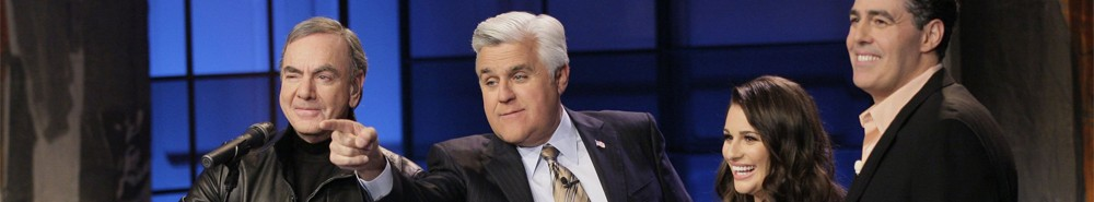 The Tonight Show with Jay Leno Movie Banner