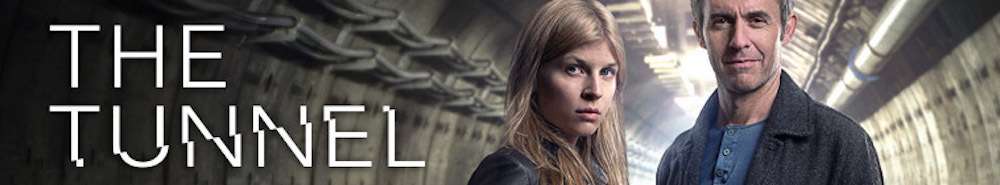 The Tunnel (UK) Movie Banner