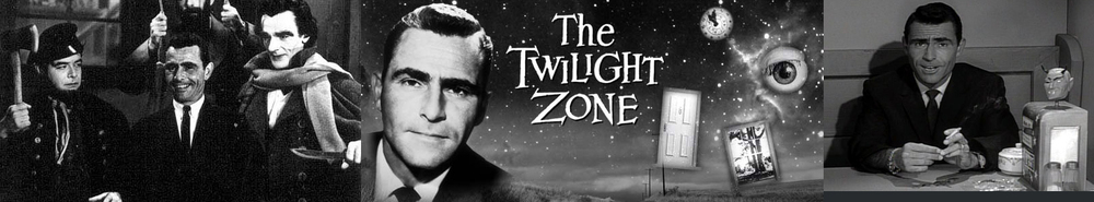 The Twilight Zone (1959) Movie Banner