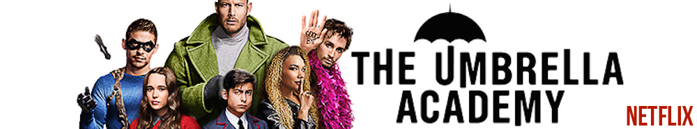 The Umbrella Academy Movie Banner