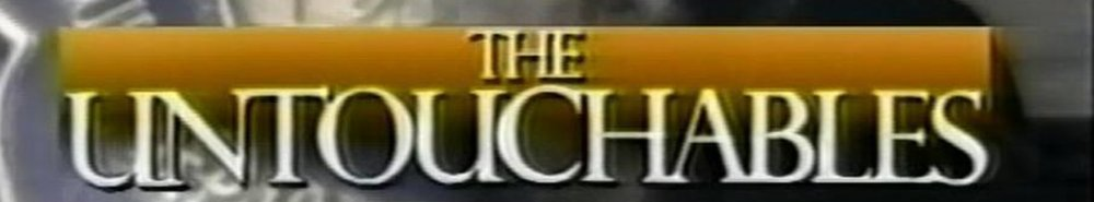 The Untouchables Movie Banner
