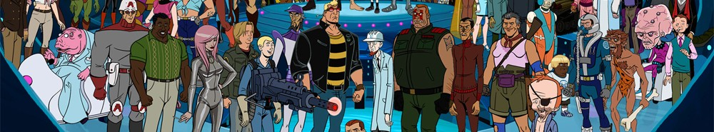 The Venture Bros. Movie Banner