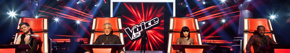 The Voice (UK) Movie Banner