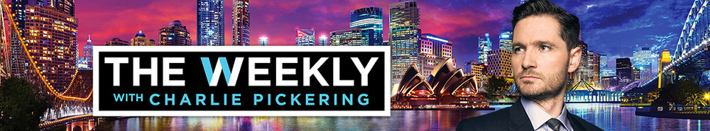 The Weekly With Charlie Pickering (AU) Movie Banner