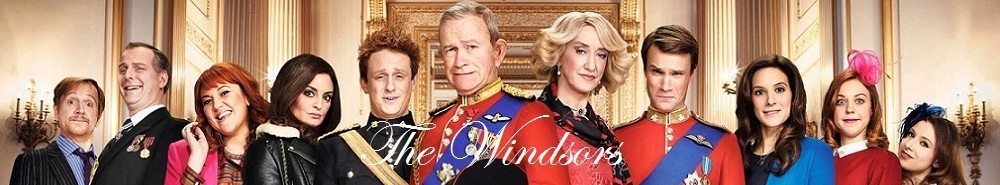 The Windsors (UK) Movie Banner