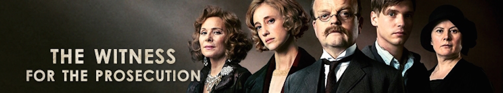 The Witness for the Prosecution Movie Banner
