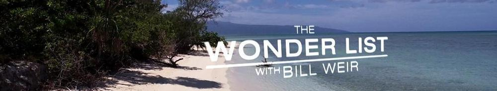 The Wonder List with Bill Weir Movie Banner